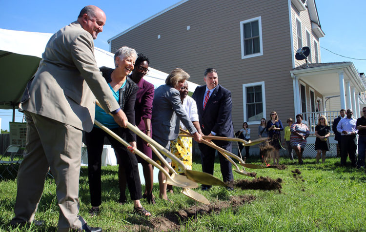 Pay It Forward Approach to Affordable Housing Ownership