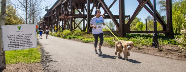 6th Annual Richmond Earth Day 5K Race Without a Trace