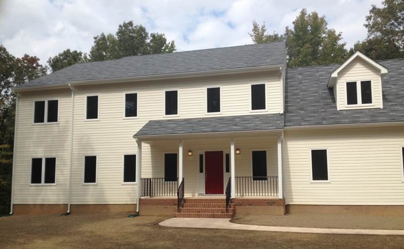 Near Zero Solar Home
