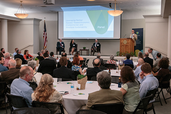 Winners Honored at 8th Annual Sustainable Leadership Awards