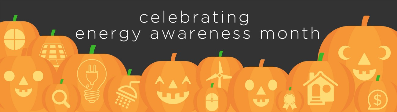 October is Energy Awareness Month