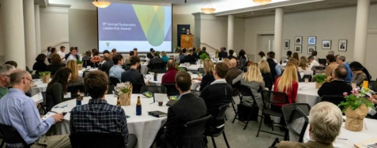 Winners Honored at 9th Annual Sustainable Leadership Awards