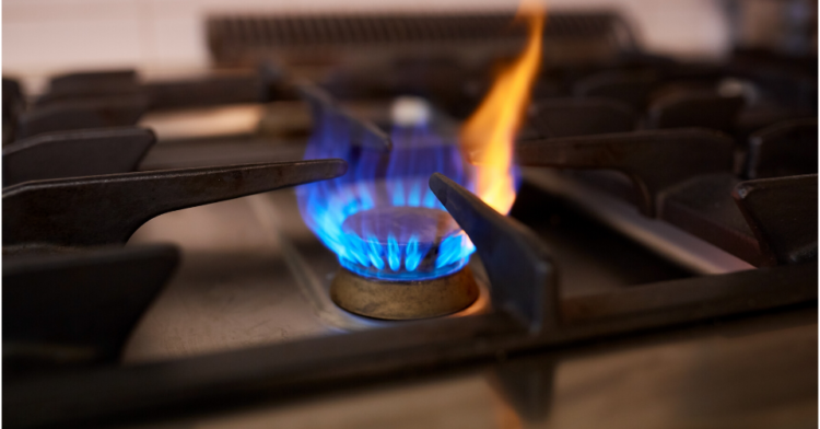 Is cooking on a gas stove doing more harm than good?