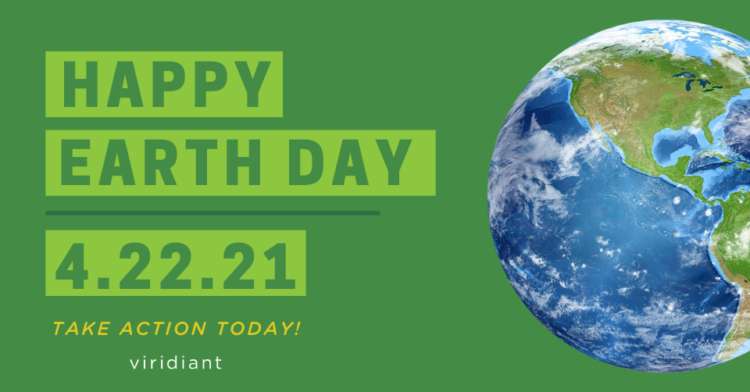 Earth Day: Think Globally, Act Locally