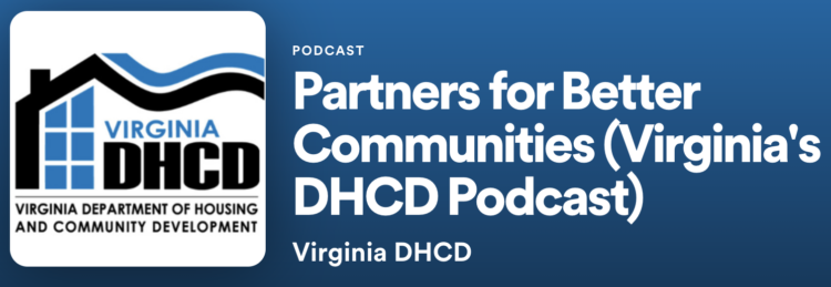 DHCD invites Viridiant's Executive Director to the table for Partners for Better Communities podcast